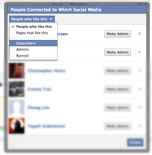 Step Three - subscribers - Facebook // WhichSocialMedia.com