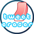 tweeteraser