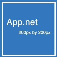 app.net Profile Image