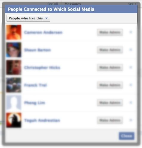 Step Two - Subscribers - Facebook // WhichSocialMedia.com